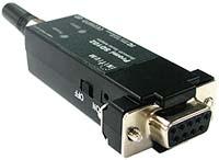 Serieller RS232 PromiSD1/3 Bluetooth Adapter mit Standardantenne und Li-Ionen Akku (nur PromiSD1) integriert
